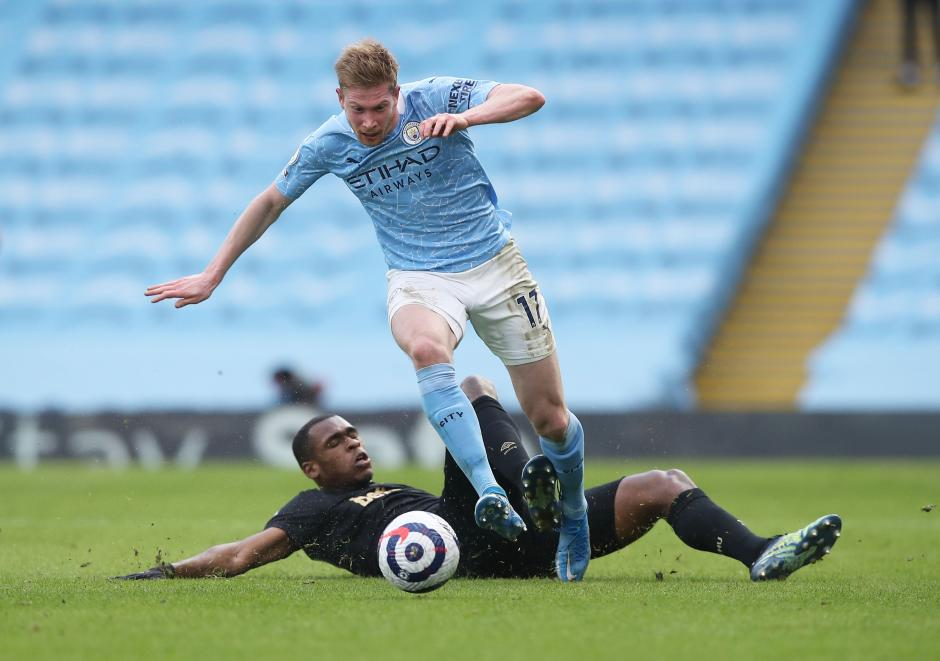 Manchester City Makin Jumawa Usai Gasak West Ham United 2-1 di Etihad-0