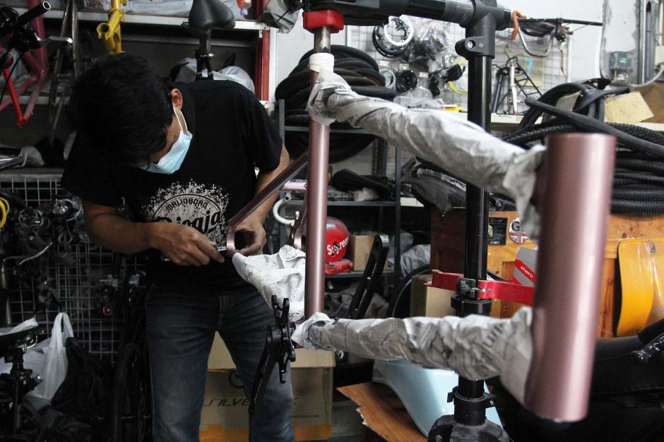 Restorasi Sepeda Meningkat di Masa Pandemi Covid-19-1