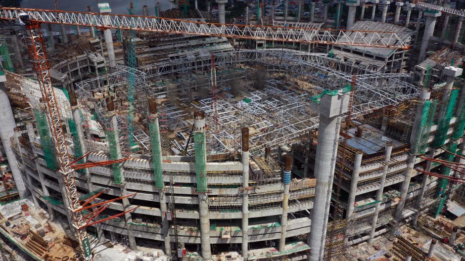 Progres Pembangunan Jakarta International Stadium Capai 48,4 Persen-3