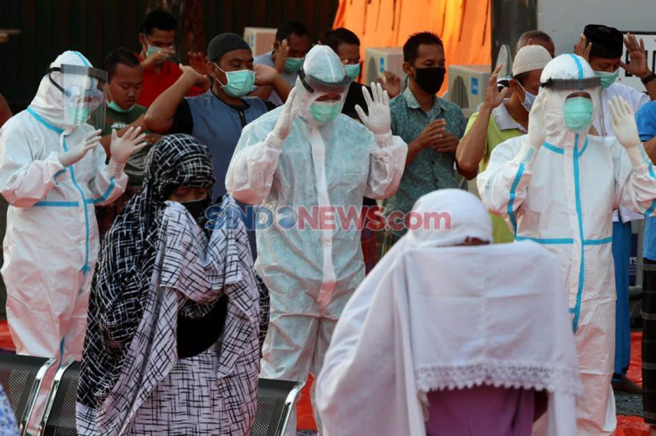 365 Hari Lawan Covid-19 : Masuknya Virus Mematikan ke Indonesia-6