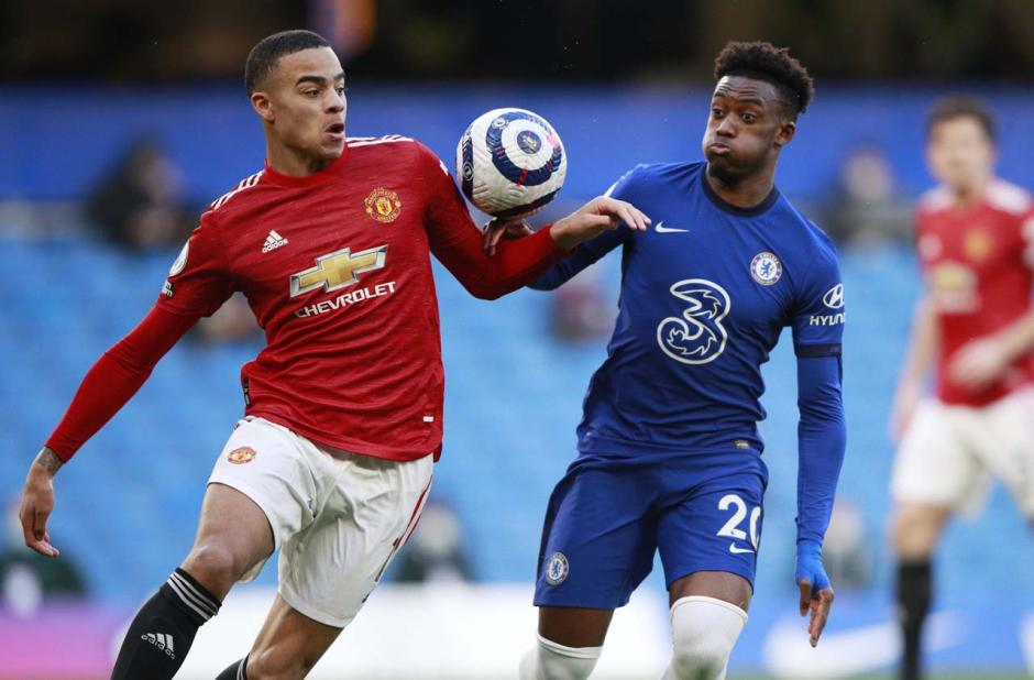Imbang 0-0, Chelsea dan Manchester United Berbagi Angka-1