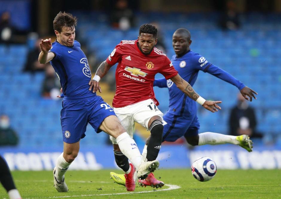 Imbang 0-0, Chelsea dan Manchester United Berbagi Angka-0
