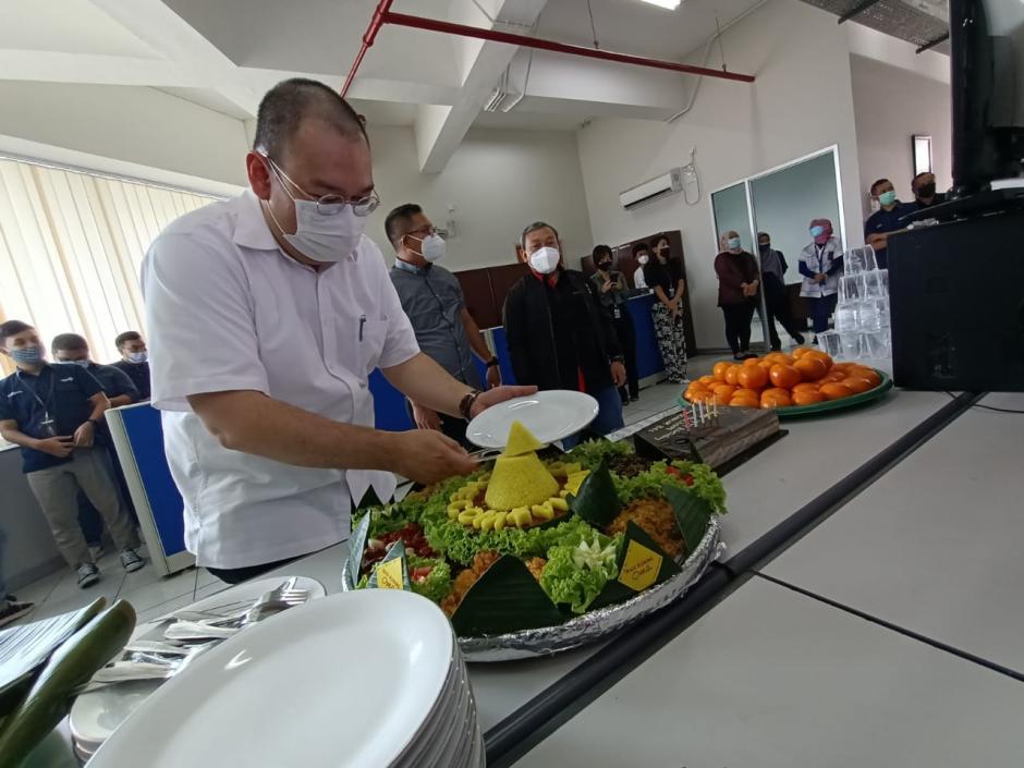 Perayaan Ulang Tahun ke-14 Okezone, Tetap Hangat dan Akrab di Tengah Pandemi-0