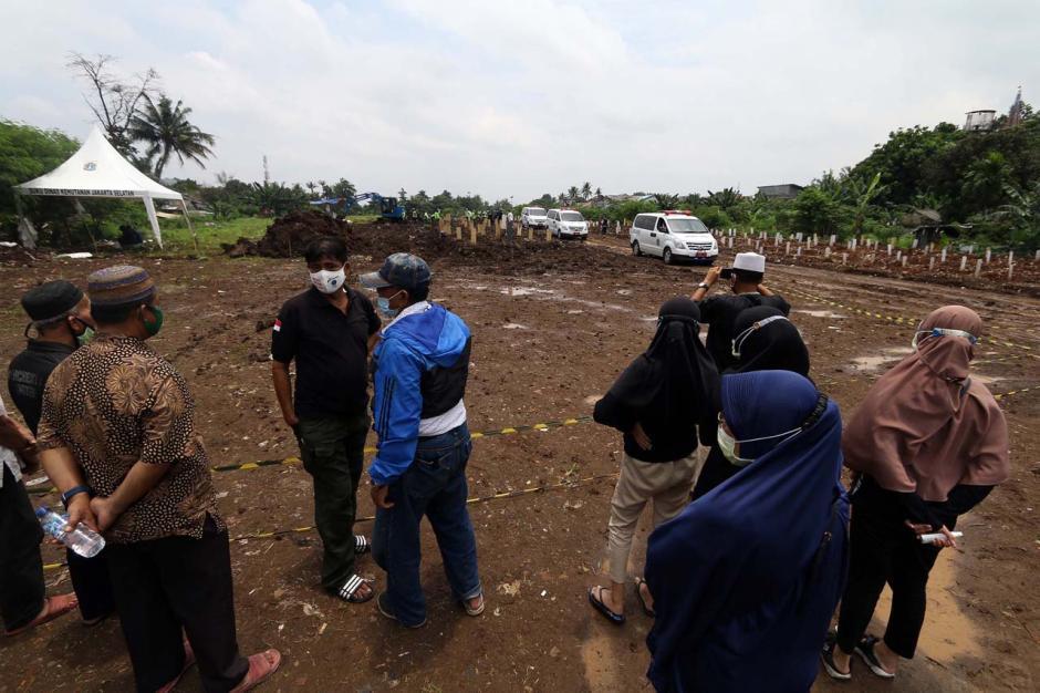 1 Tahun Covid-19 di Indonesia : 1.347.026 Kasus, 1.160.863 Sembuh dan 36.518 Meninggal-3
