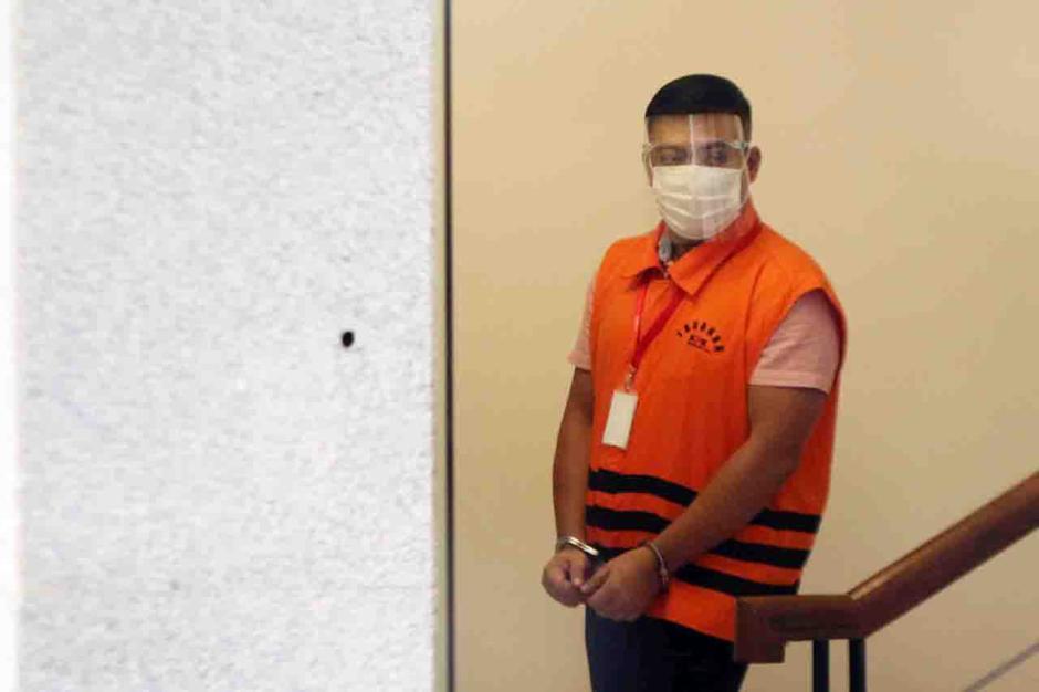 Pemeriksaan Lanjutan Tersangka Andreau Pribadi Terkait Suap Izin Ekspor Benur-2