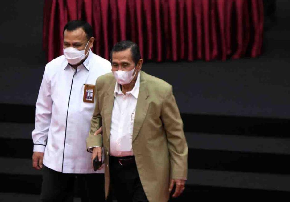 KPK Gelar Penandatanganan Kontrak Kinerja Pejabat Struktural-2