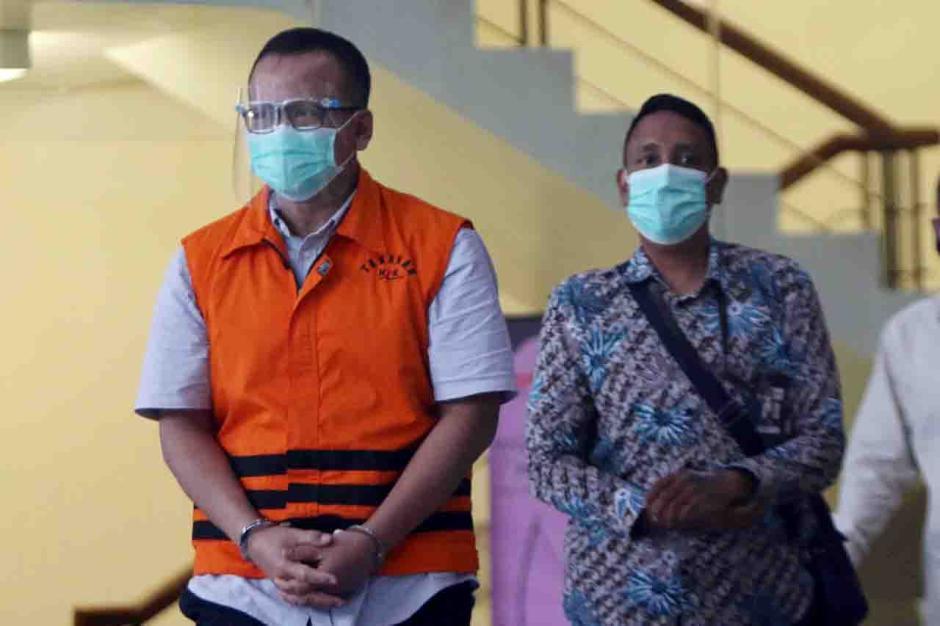 Eks Menteri KKP Edhy Prabowo Kembali Jalani Pemeriksaan di KPK-0