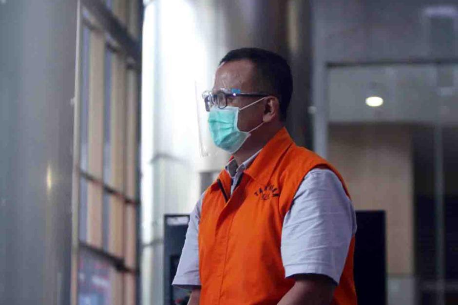 Eks Menteri KKP Edhy Prabowo Kembali Jalani Pemeriksaan di KPK-1