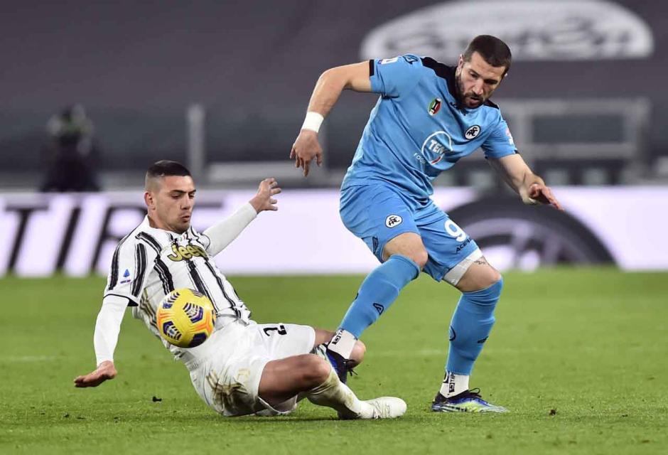 Pekan ke-24 Serie A, Juventus Gilas Spezia 3-0-1