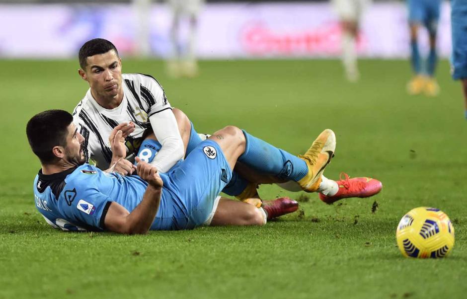 Pekan ke-24 Serie A, Juventus Gilas Spezia 3-0-2