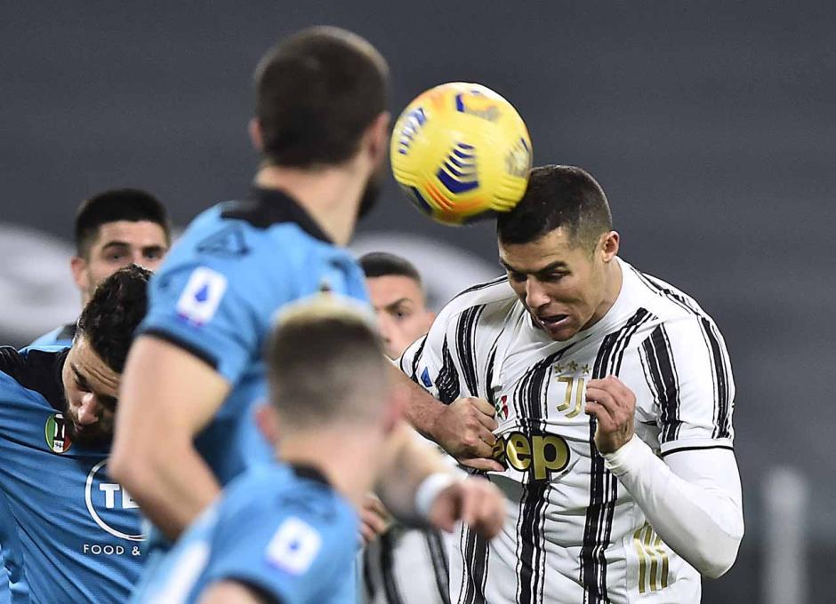 Pekan ke-24 Serie A, Juventus Gilas Spezia 3-0-0