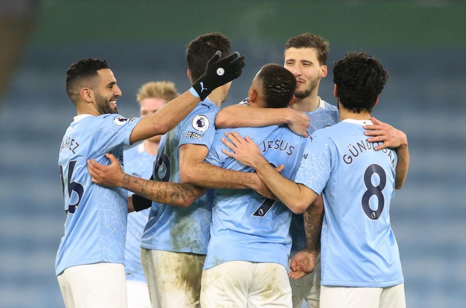 Sikat Wolves 4-1, Manchester City Makin Tak Terbendung-3