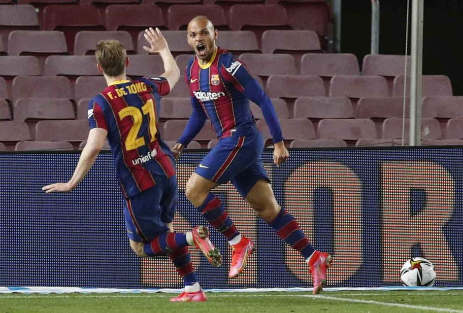 Comeback 3-0 atas Sevilla, Barcelona Melaju ke Final Copa Del Rey-1