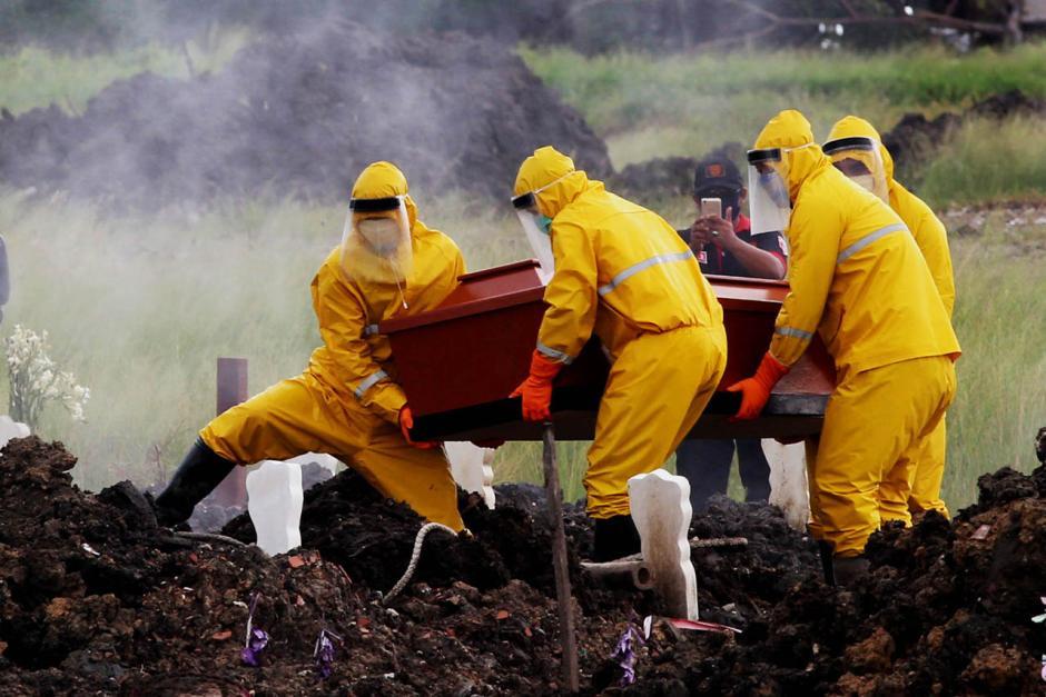 Pandemi Tak Berujung, 36.721 Jiwa Meregang Nyawa Akibat Covid-19-4