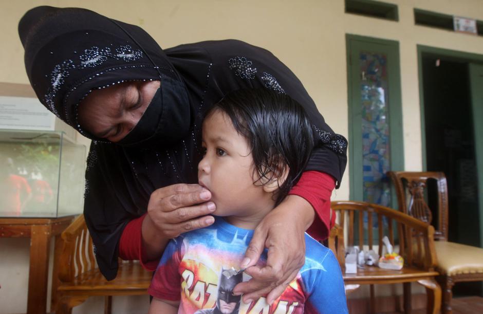 Layanan Pemeriksaan Kesehatan Anak di Posyandu Saat Pandemi-0