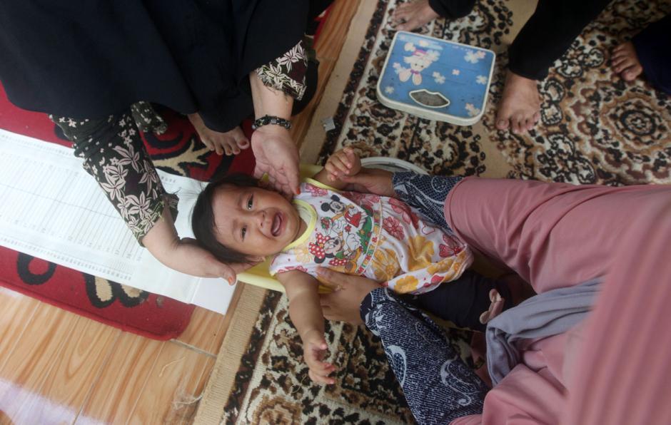 Layanan Pemeriksaan Kesehatan Anak di Posyandu Saat Pandemi-1