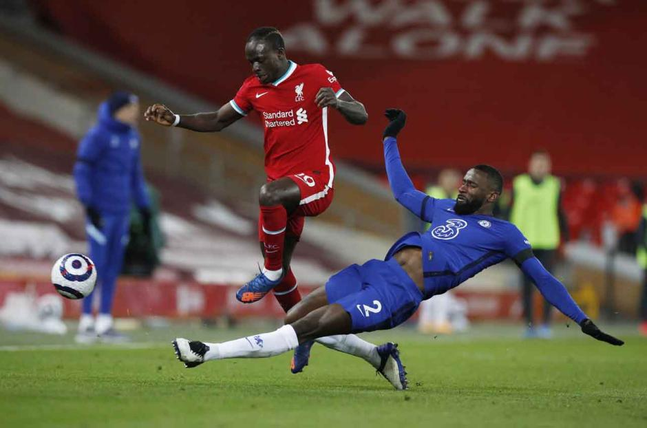 The Blues Bungkam The Reds 1-0-2