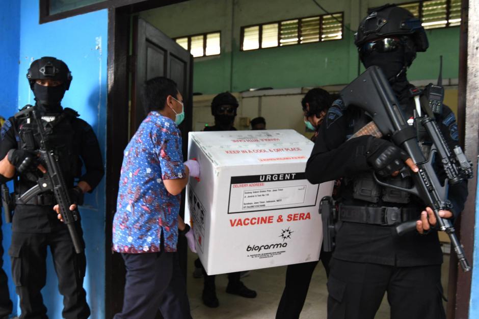 Kedatangan Vaksin Covid-19, Harapan Rakyat Indonesia Lepas dari Belenggu Pandemi-2