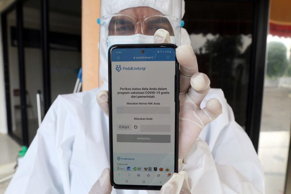 Kedatangan Vaksin Covid-19, Harapan Rakyat Indonesia Lepas dari Belenggu Pandemi-7
