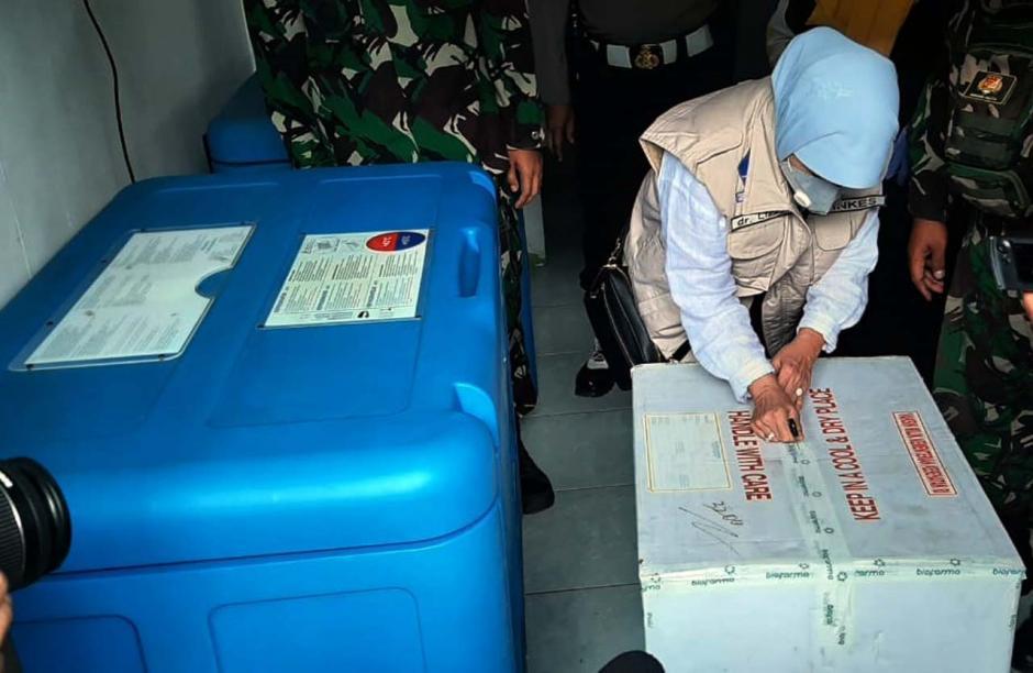 Kedatangan Vaksin Covid-19, Harapan Rakyat Indonesia Lepas dari Belenggu Pandemi-5