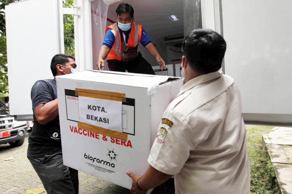 Kedatangan Vaksin Covid-19, Harapan Rakyat Indonesia Lepas dari Belenggu Pandemi-3