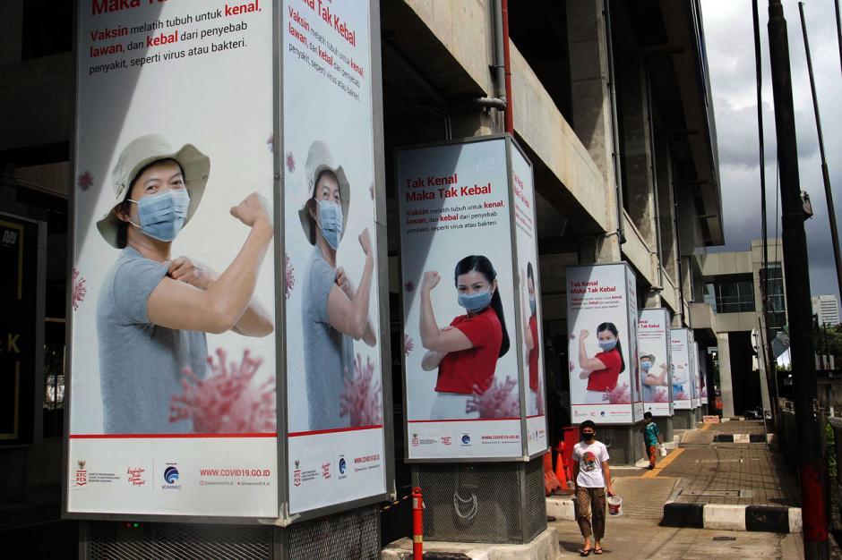 Kedatangan Vaksin Covid-19, Harapan Rakyat Indonesia Lepas dari Belenggu Pandemi-1