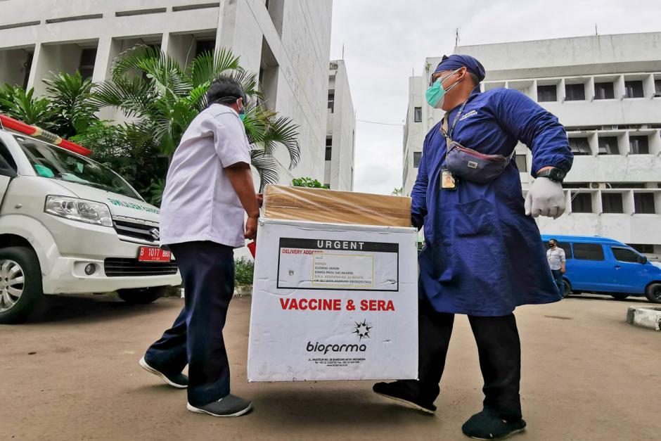 Kedatangan Vaksin Covid-19, Harapan Rakyat Indonesia Lepas dari Belenggu Pandemi-4