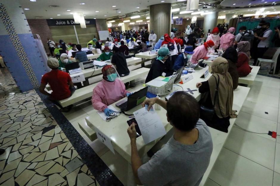 Vaksinasi Covid-19, Sebuah Ikhtiar untuk Akhiri Pandemi di Indonesia-1