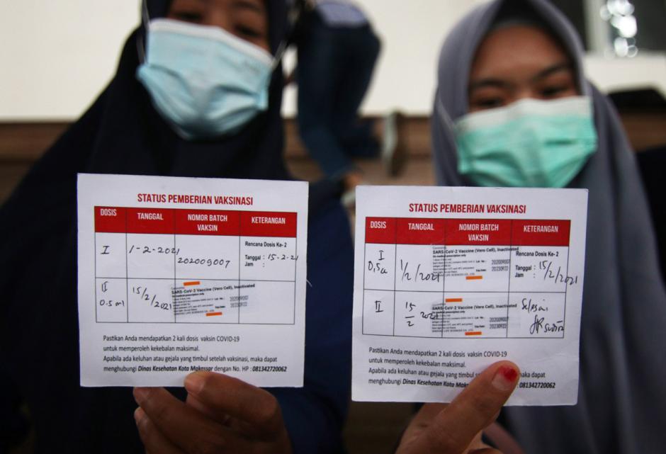 Vaksinasi Covid-19, Sebuah Ikhtiar untuk Akhiri Pandemi di Indonesia-2