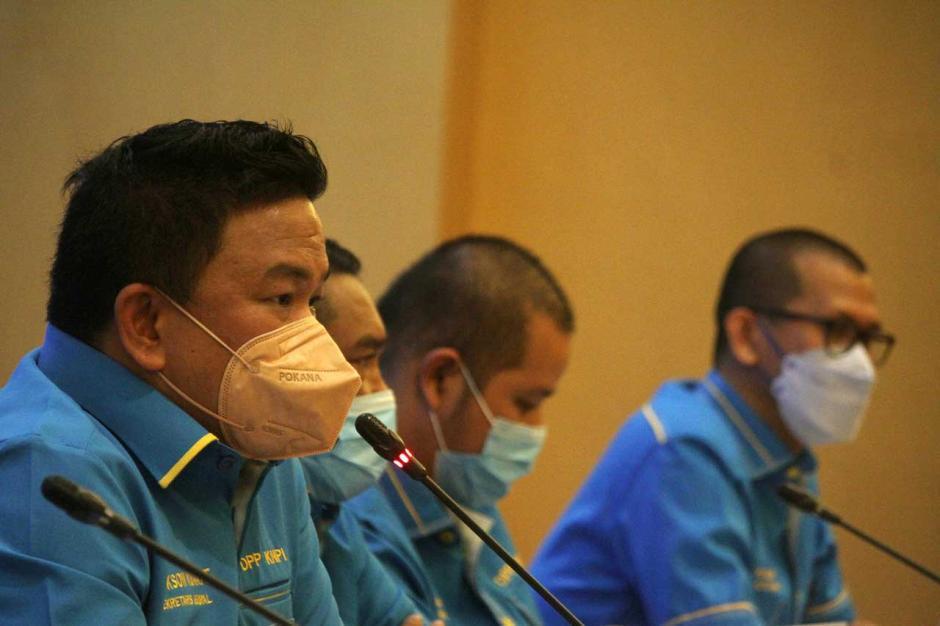 Rapat Pleno Putuskan Mustahuddin Jabat Plt Ketua Umum DPP KNPI-1