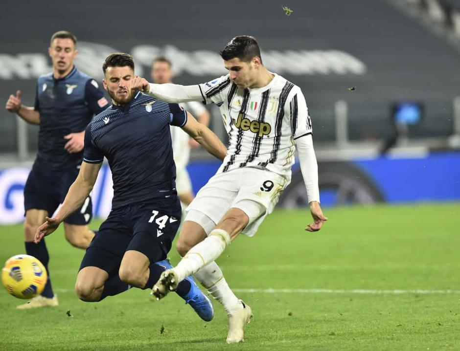 Giornata ke-26 Liga Serie A : Juventus Sikat Lazio 3-1-3