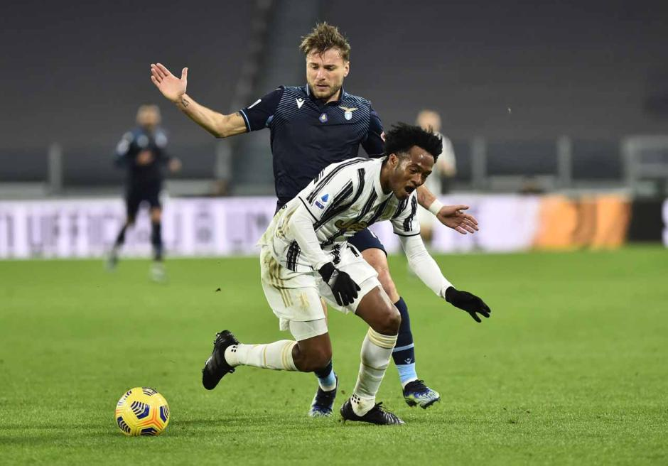 Giornata ke-26 Liga Serie A : Juventus Sikat Lazio 3-1-1