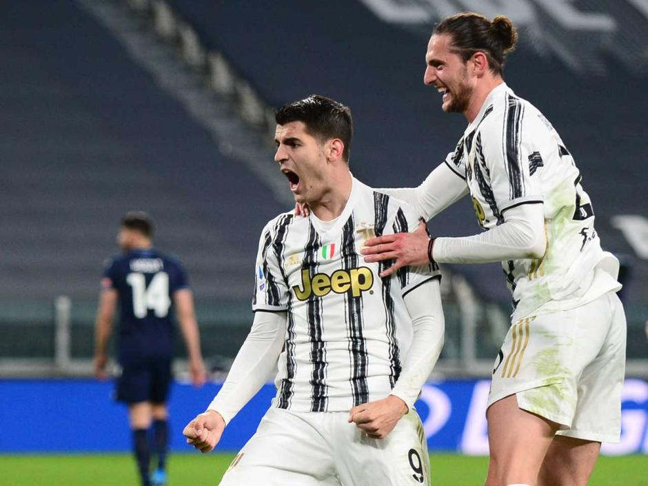Giornata ke-26 Liga Serie A : Juventus Sikat Lazio 3-1-0