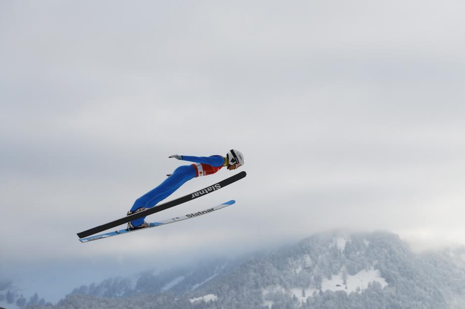 Intip Aksi Atlet Ski Dunia di FIS Ski World Championships 2021-2
