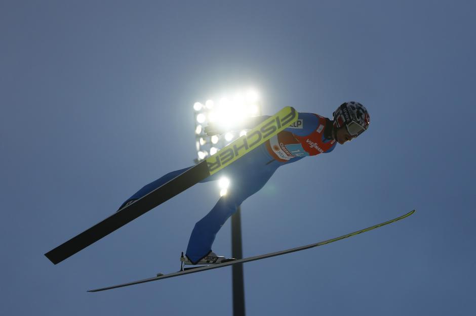 Intip Aksi Atlet Ski Dunia di FIS Ski World Championships 2021-0