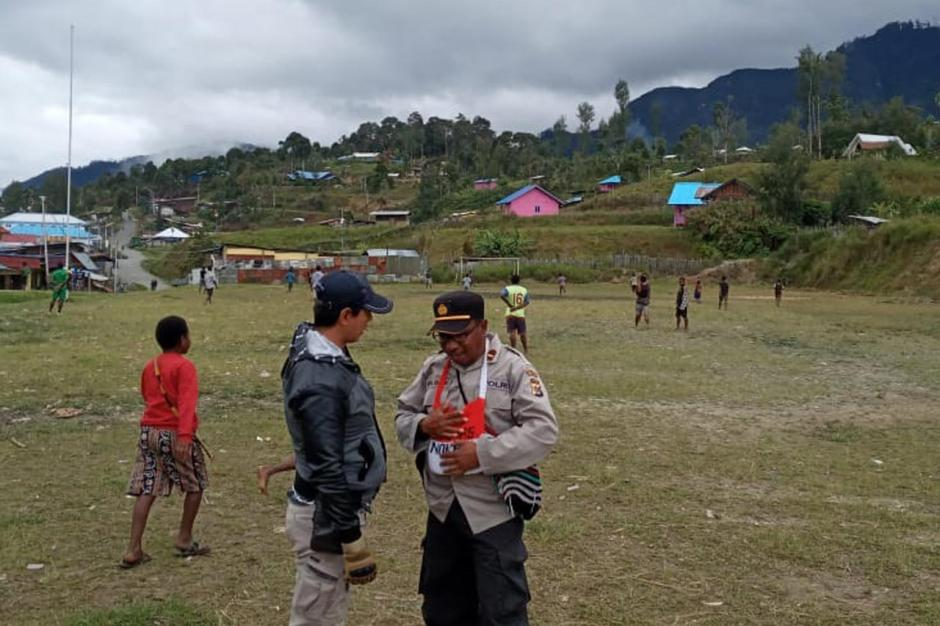 Binmas Noken Akan Bentuk Organisasi Kepemudaan di Intan Jaya-4
