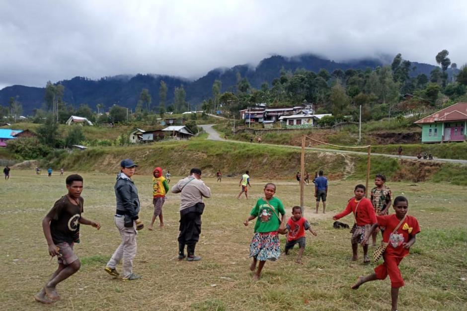 Binmas Noken Akan Bentuk Organisasi Kepemudaan di Intan Jaya-1