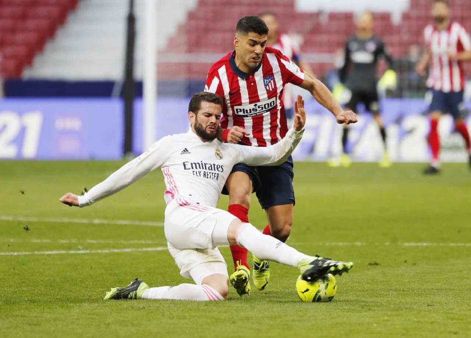 Derby Madrid Berakhir Imbang 1-1-3