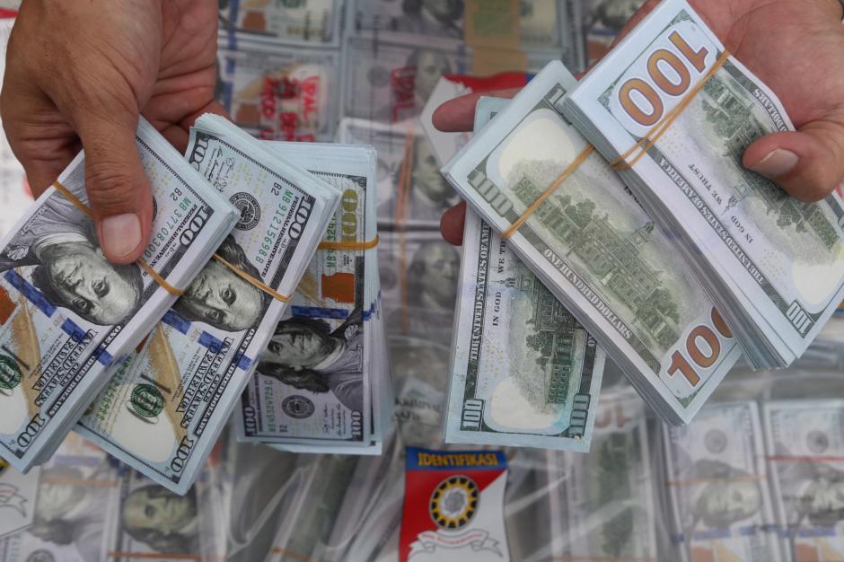 Ringkus Sindikat Uang Palsu, Polisi Sita 15.000 Lembar Dolar Amerika-0