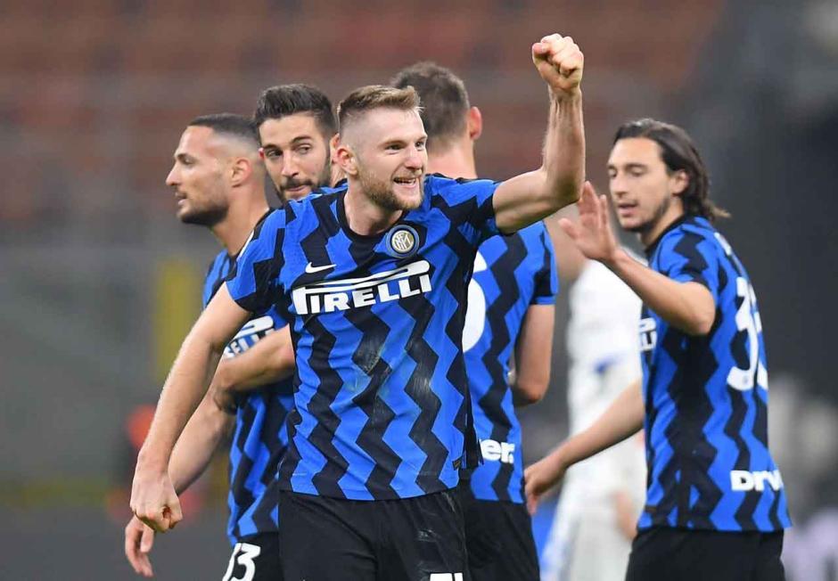 Tundukkan Atalanta 1-0, Inter Milan Kian Kokoh di Puncak Klasemen-3