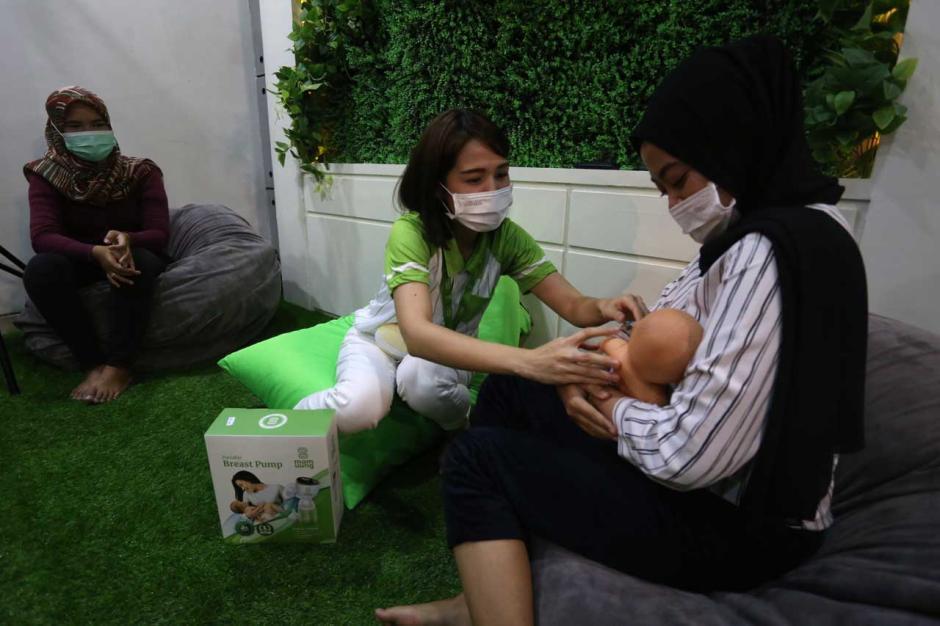 Cegah Stunting, Mom Uung Sediakan Layanan Konsultasi Menyusui Gratis-1