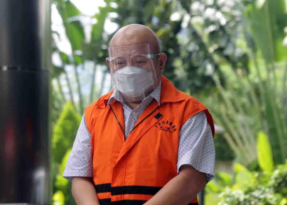 Kasus Suap Bupati Banggai Laut, Tersangka Hengky Thiono Jalani Pemeriksaan Lanjutan-1