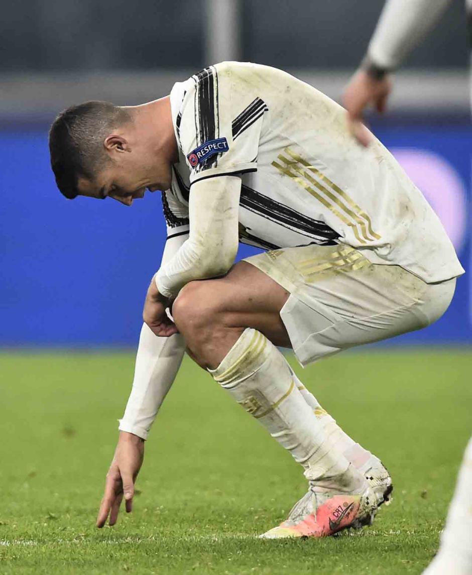 Kalah Agregat Gol Tandang, Juventus Tersingkir dari Liga Champions-3