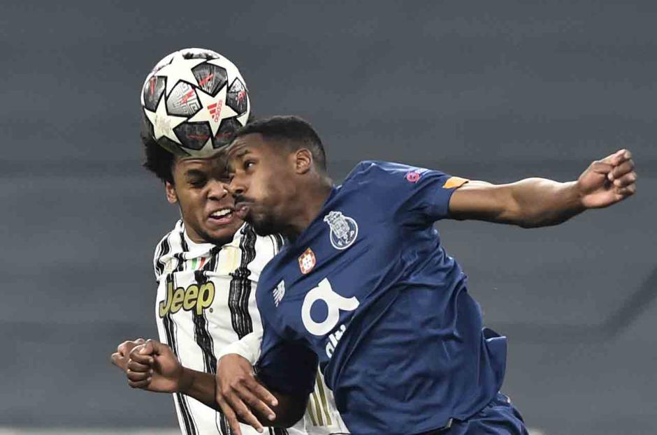 Kalah Agregat Gol Tandang, Juventus Tersingkir dari Liga Champions-0