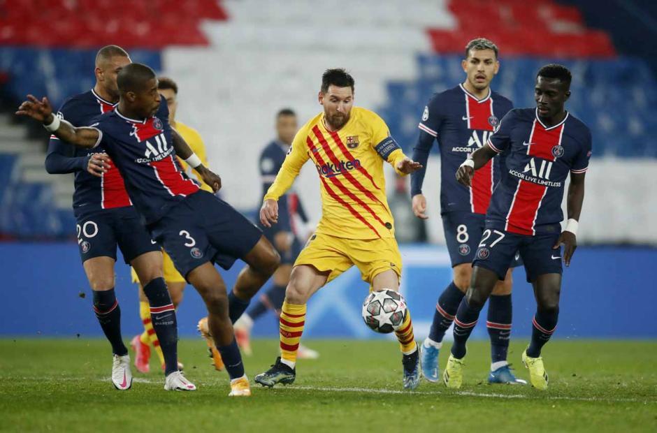 PSG Lolos ke Perempat Final Liga Champions Usai Singkirkan Barcelona-3