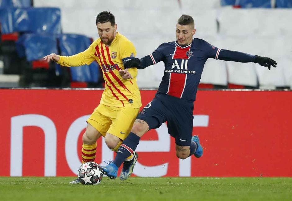 PSG Lolos ke Perempat Final Liga Champions Usai Singkirkan Barcelona-1