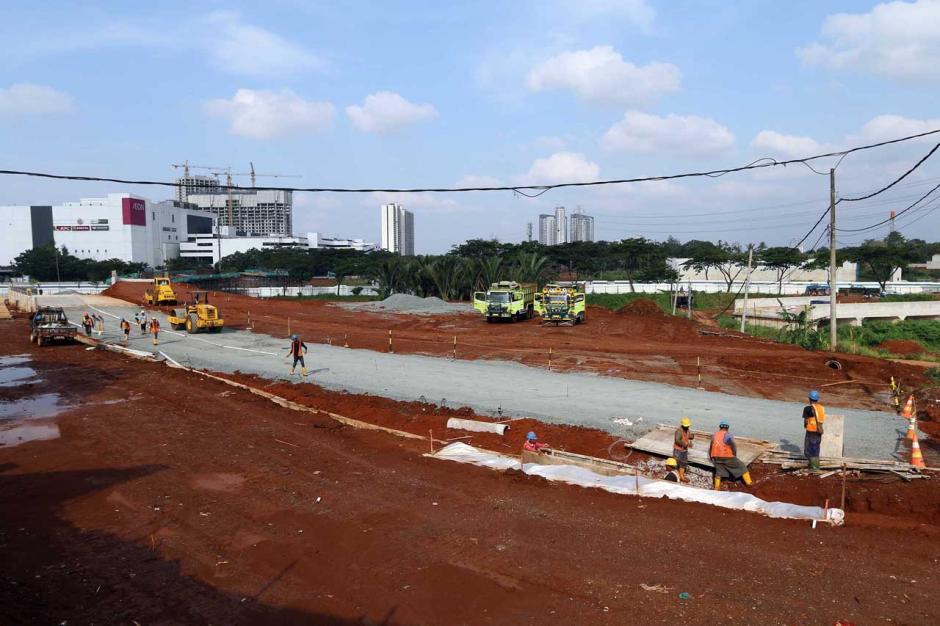 Pembangunan Jalan Tol Serbaraja Ditargetkan Rampung di Tahun 2024-1