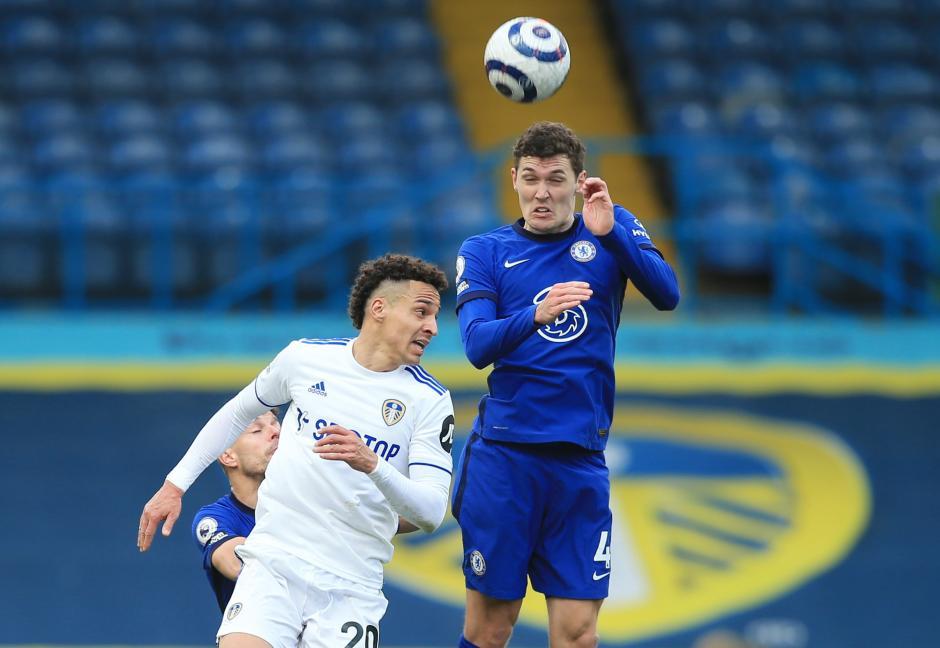 Leeds United Vs Chelsea Berakhir Imbang Tanpa Gol-0