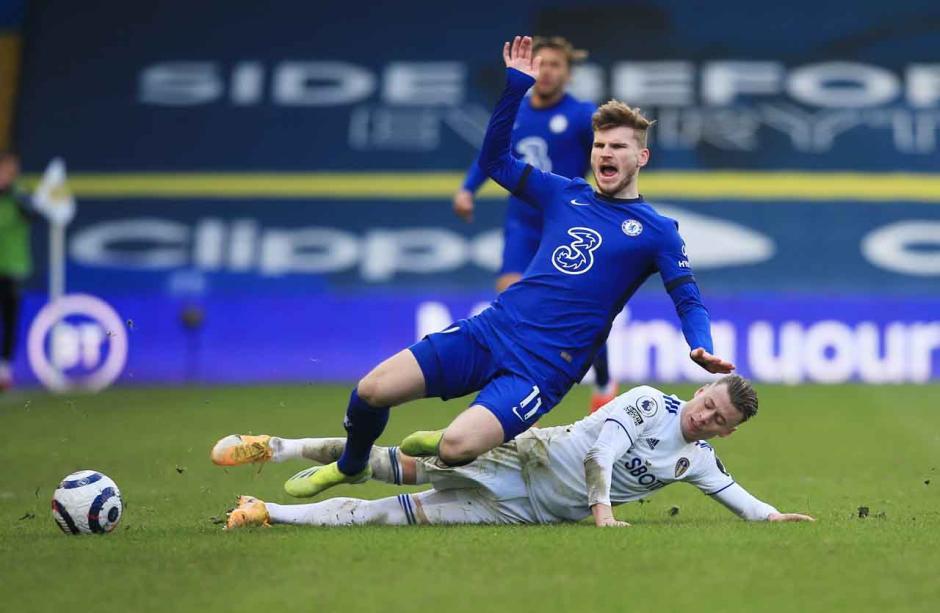 Leeds United Vs Chelsea Berakhir Imbang Tanpa Gol-2
