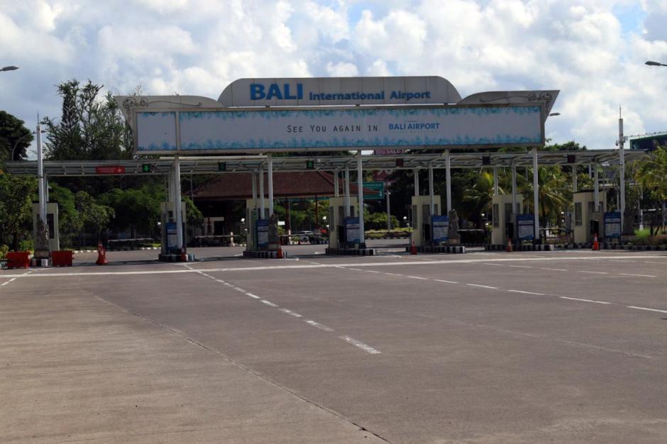Begini Suasana Penutupan Bandara Ngurah Rai saat Perayaan Nyepi-1